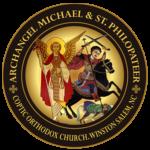 Archangel Michael & St. Philopateer-Logo1